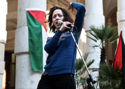 Progetto Palestina contro il Technion