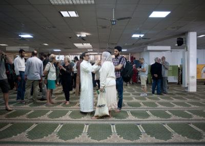002 L'imam Said Aït El Jide della Moschea Taiba