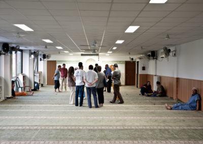 007 La sala della Moschea Mecca