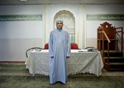 008 L'imam della Moschea Mecca