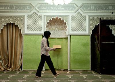 009 Il Corano, Moschea Taiba
