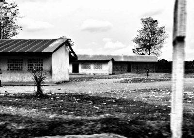 Scuola abbandonata.