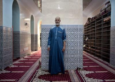 011 L'interno della Moschea La Pace