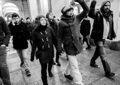 A passeggio per la città di Torino.