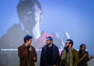 Aweke , il cortometraggio di Cesare Ambrosio che racconta di Kholeho, ha vinto il premio del pubblico
